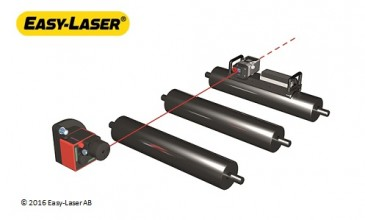 イージーレーザー® ロールアライメントシステム E975