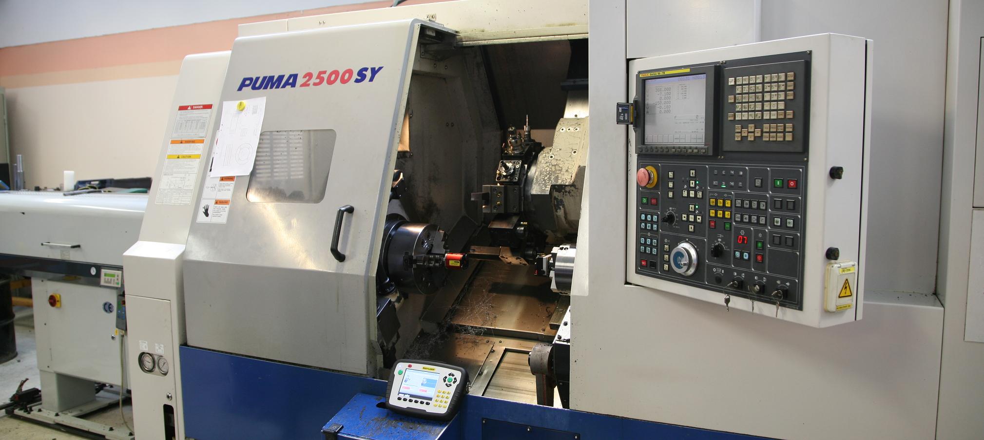工作機械の精度測定