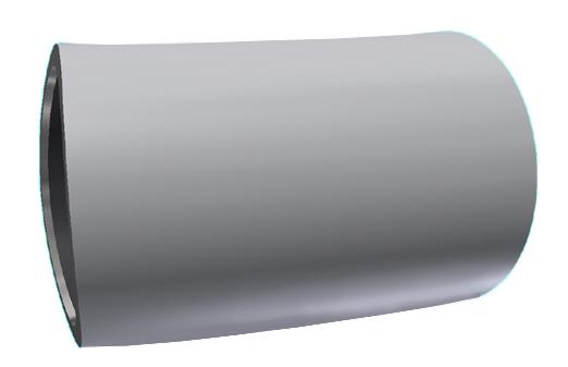 イージーレーザー 風車 フランジ 平面度