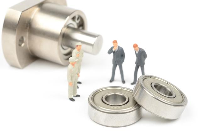 bearing maintenance